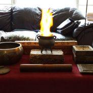 Meditation Framing & Procession: A Spiritual Naturalist Ritual