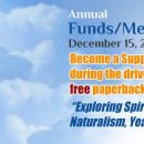 Launching our Annual Funds/Membership Drive!