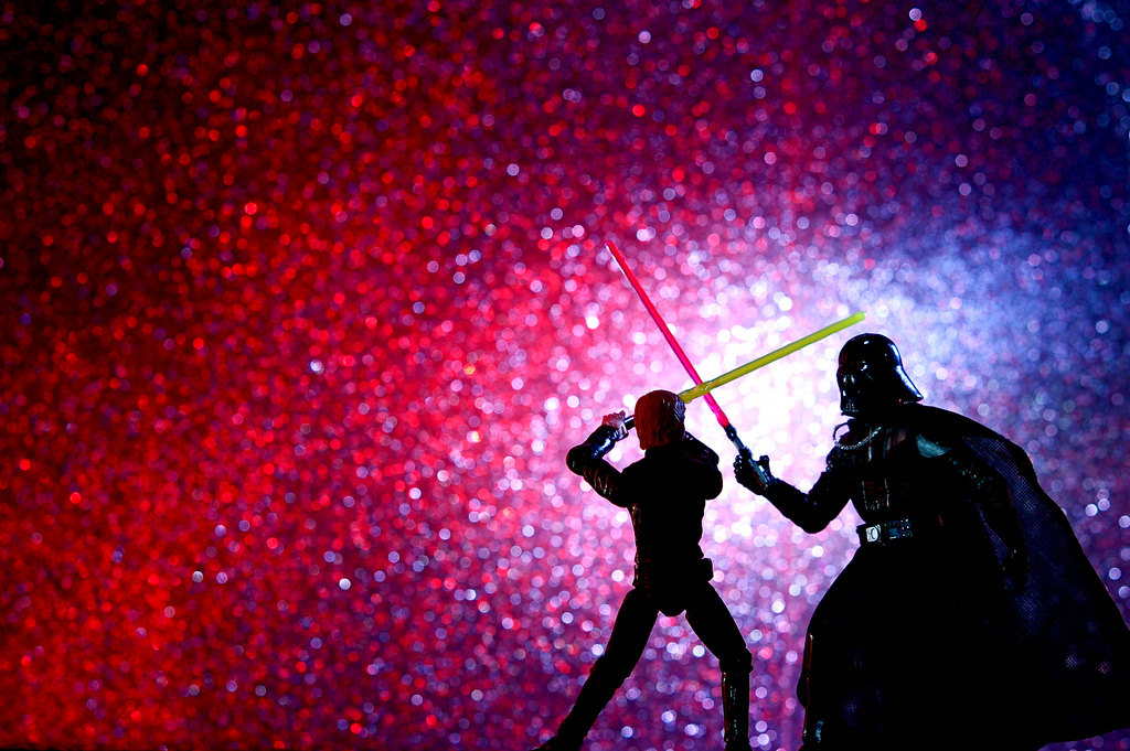 Revenge of Return of the Jedi by JD Hancock Flickr